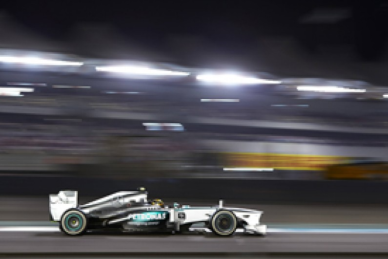 Lewis Hamilton had cracked chassis, Mercedes reveals