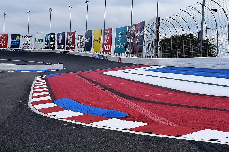 NASCAR drivers nervous about Cup debut for Charlotte roval course - NASCAR - Aut...