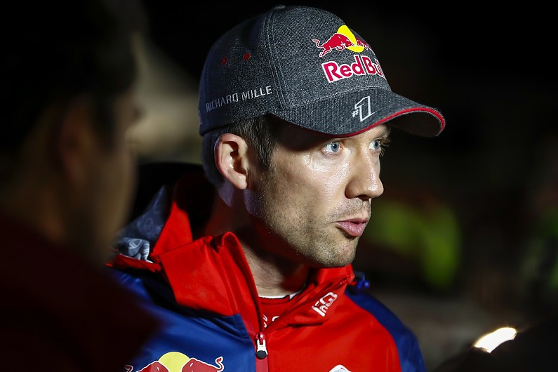 Ogier: 'no complex' about lack of Rally Argentina success