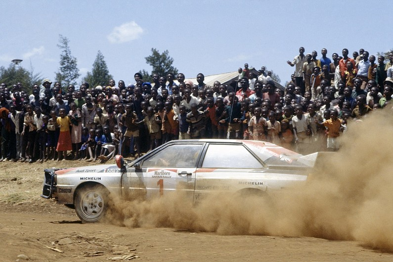 Safari Rally told to toughen up route ahead of planned WRC comeback