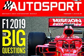 22d05861e88 Feb 7 Autosport issue delayed in some areas This week s Autosport magazine  will be a day late in certain UK regions. An accident on the M20 has caused  a ...