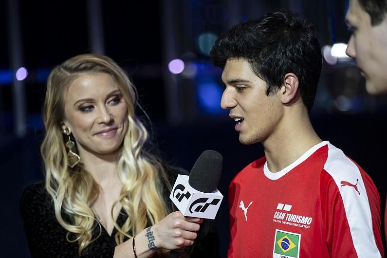 First FIA Esports winner Igor Fraga chasing real-world