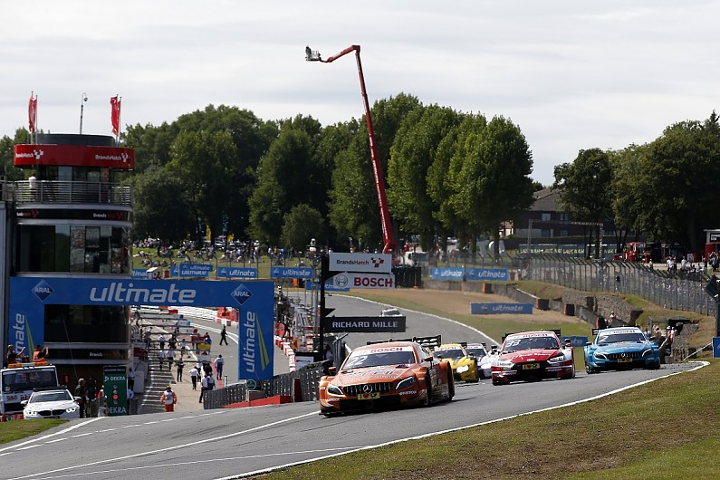 DTM announces 2019 calendar and W Series on support bill - DTM