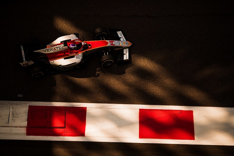 Campos signs Euroformula Open leader Sato for rest of F2 2019