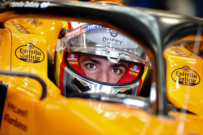 Sainz unable to set zil F1 qualifying time after wiring issue ... on
