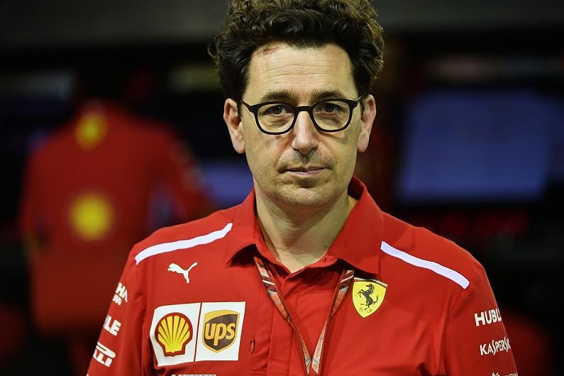 Anderson: Ferrari made 'wrong decision' picking Binotto as F1 boss | F1 News | Autosport