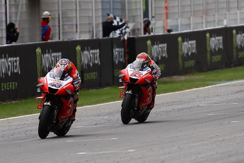 Ducati promotes Bagnaia to works MotoGP team, Zarco moves to Pramac - Motor Informed