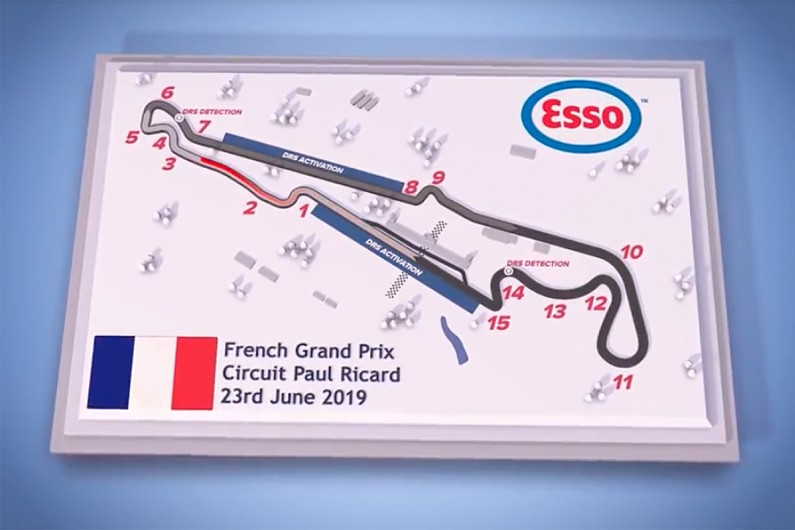 Promoted: 2019 F1 French Grand Prix Preview with Esso