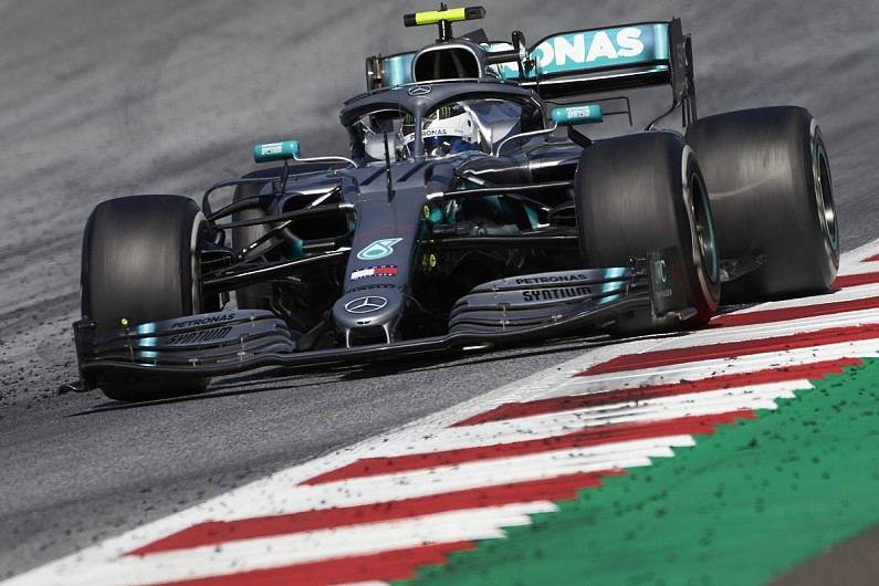Mercedes cooling problems caused by fundamental F1 car