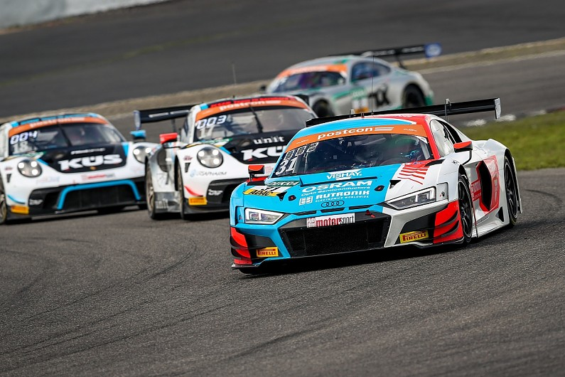 GT champion van der Linde wins both Redline races at Watkins Glen