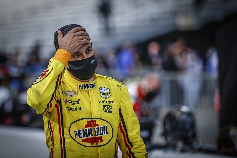 Castroneves to stand in for unfit Askew in Harvest GP double-header - Motor Informed