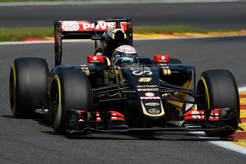 Grosjean: I raced with illegal Renault F1 brake bias system in 2015