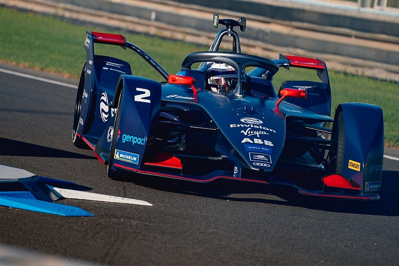 Valencia Formula E test: Bird fastest, de Vries issue limits Mercedes