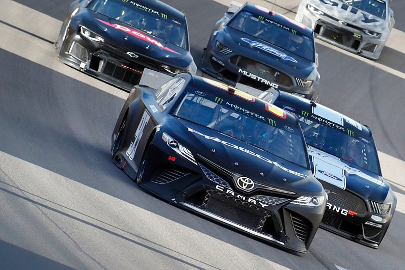 nascar plans 2021 introduction for new generation 7 cup series car - nascar