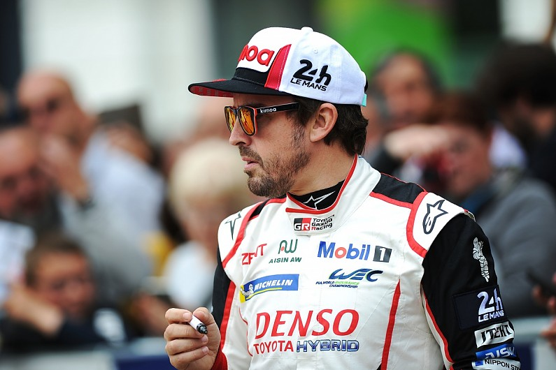 Toyota plays down rumours about Alonso making WRC debut in Spain
