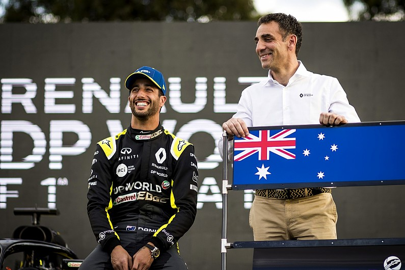 F1 News: Renault won't choose Ricciardo replacement until 2020 season has started