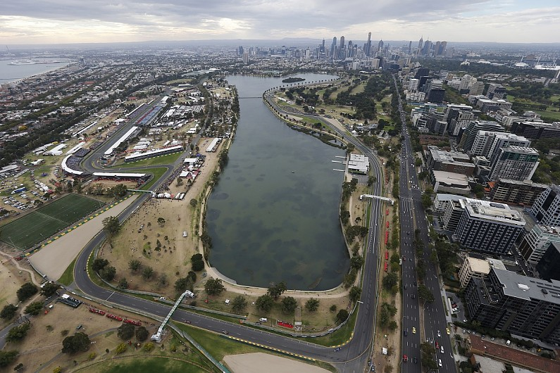 Australian GP: Melbourne gets third DRS zone for 2018 F1