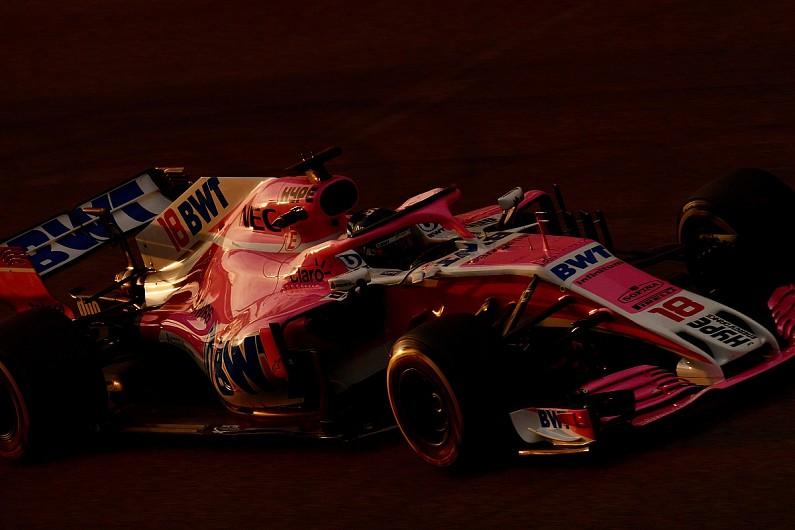 Follow Racing Point S 2019 Formula 1 Launch Live F1 Autosport