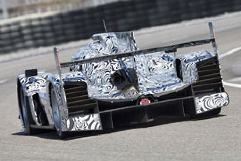 Neel Jani tests updated Porsche LMP1 car ahead of 2014 campaign