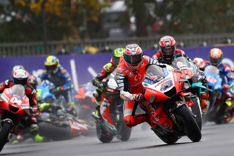 """Miller explains """"inevitable"""" French GP retirement after late bike switch - Motor Informed"""