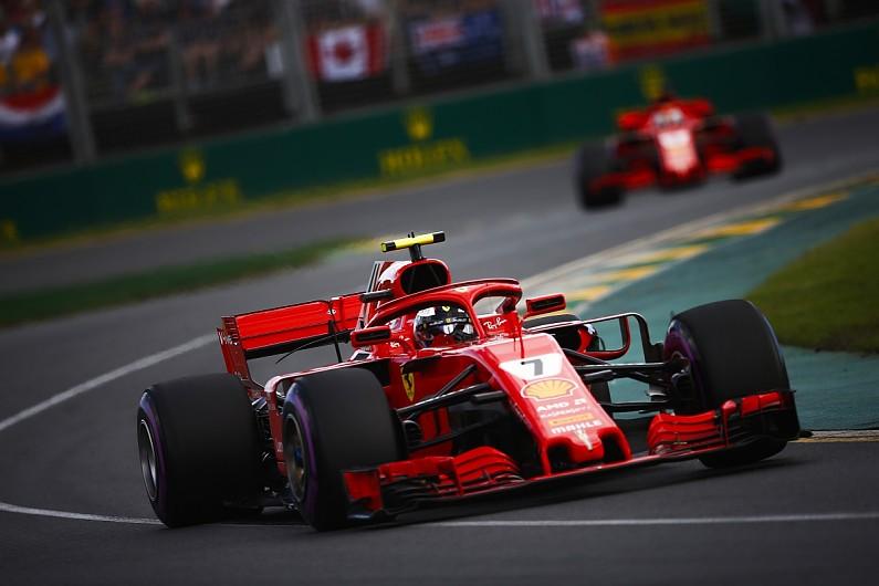 Why Ferrari's 2018 F1 car's front end is helping Kimi Raikkonen - F1