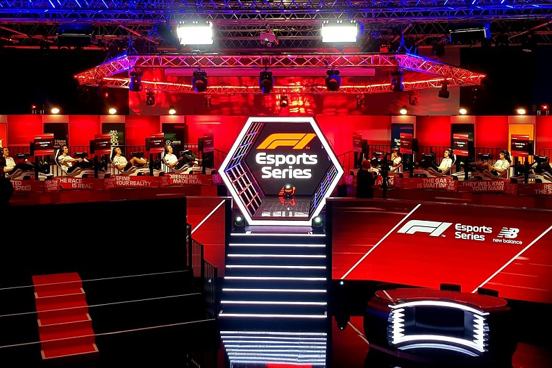 Formula 1 reveals 30 finalists for 2019 Esports Series