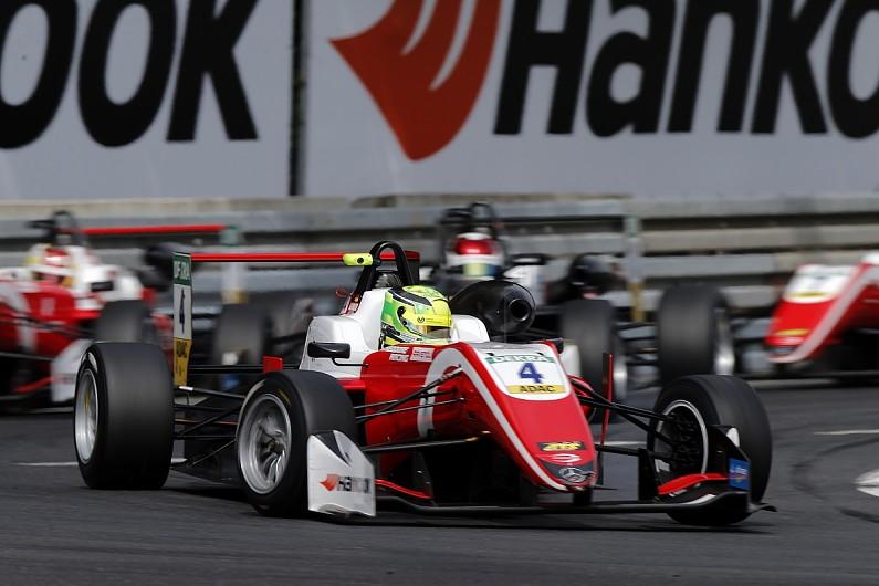 F3 Norisring: Schumacher penalised for finale crash, loses points