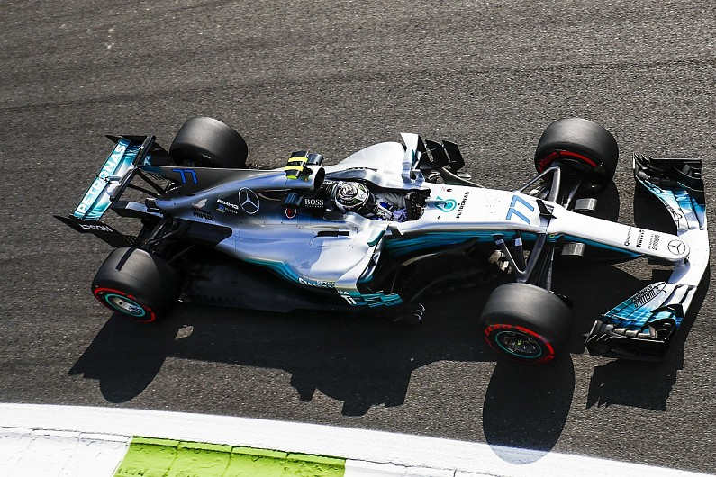 Italian Grand Prix: Bottas beats Hamilton in second Monza