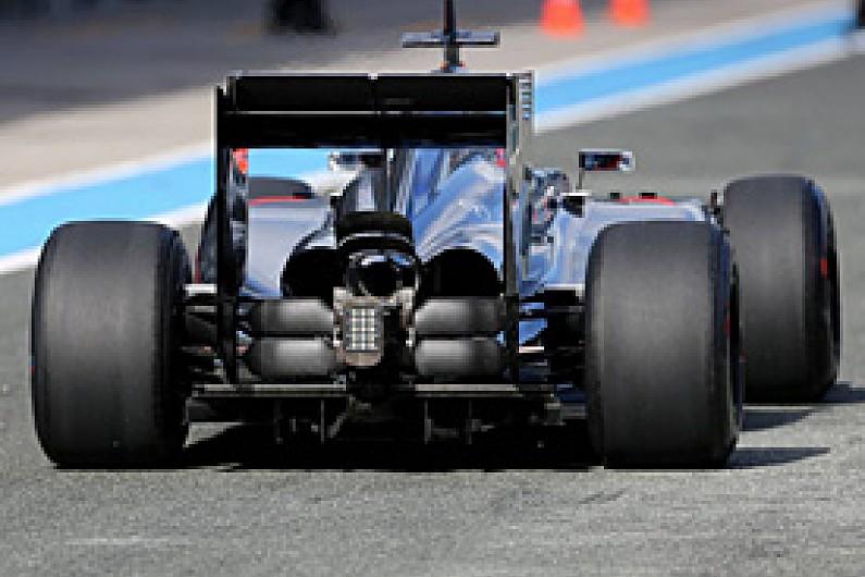 F1 rivals set to copy McLaren's rear suspension design - F1