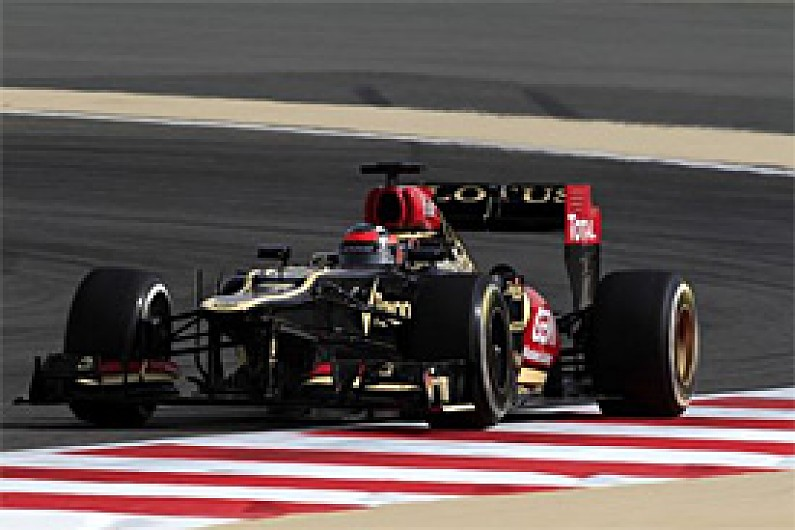Bahrain GP: Ferrari, Lotus not getting carried away