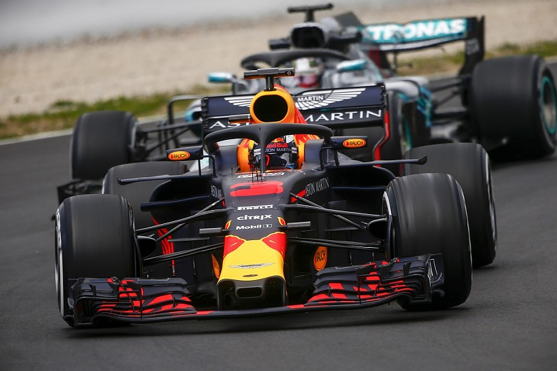 hamilton red bull could pose mercedes a 39 real challenge 39 in f1 2018 f1 autosport. Black Bedroom Furniture Sets. Home Design Ideas