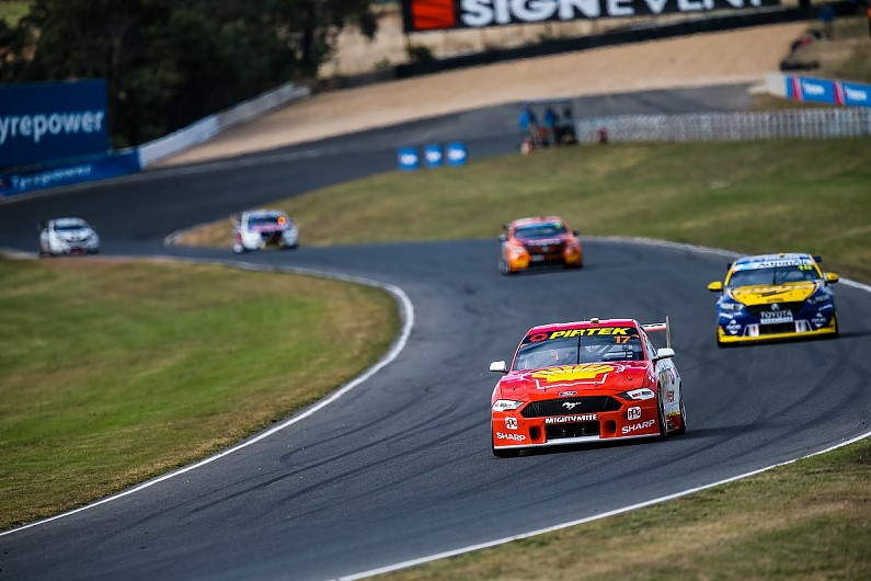 Supercars extends homologation testing to avoid 2019 Mustang repeat