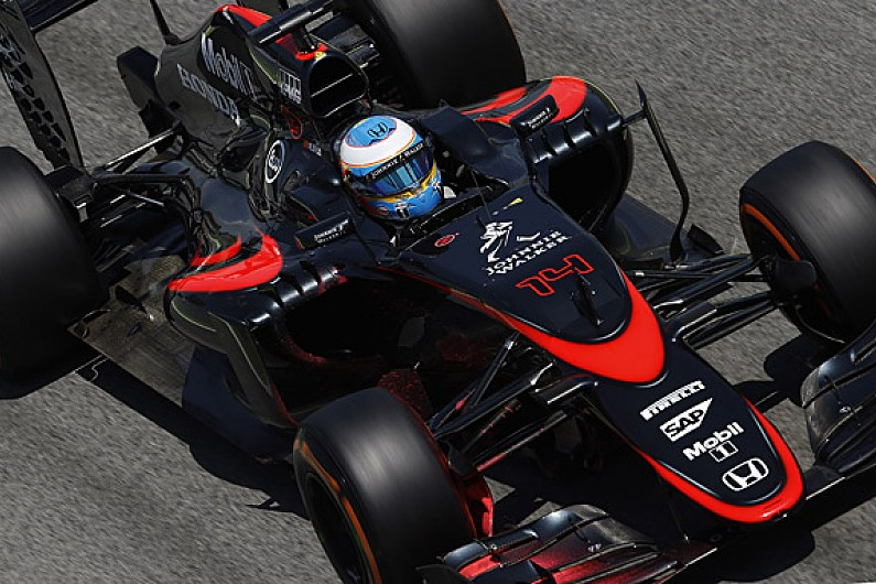 """fernando alonso says mclaren's first 2015 f1 points """"very"""