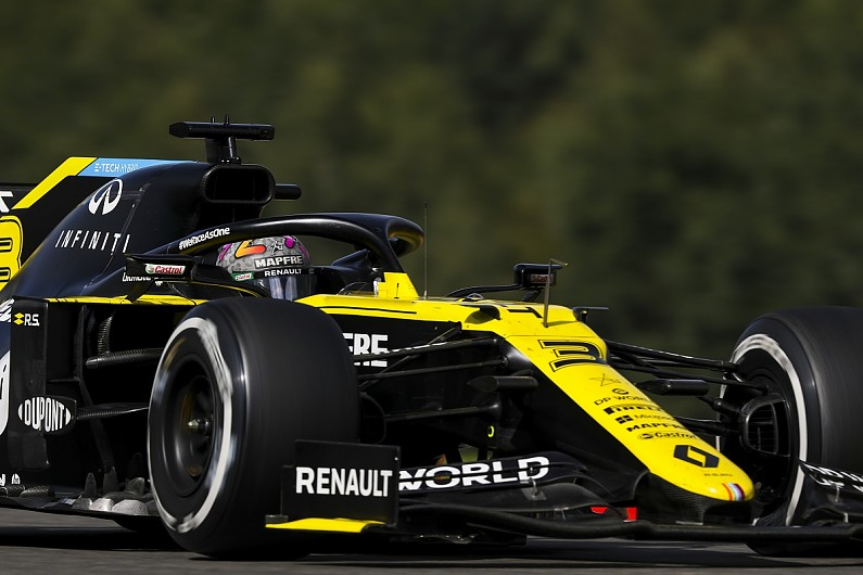 Renault To Be Rebranded As Alpine For 2021 F1 Season F1 Autosport