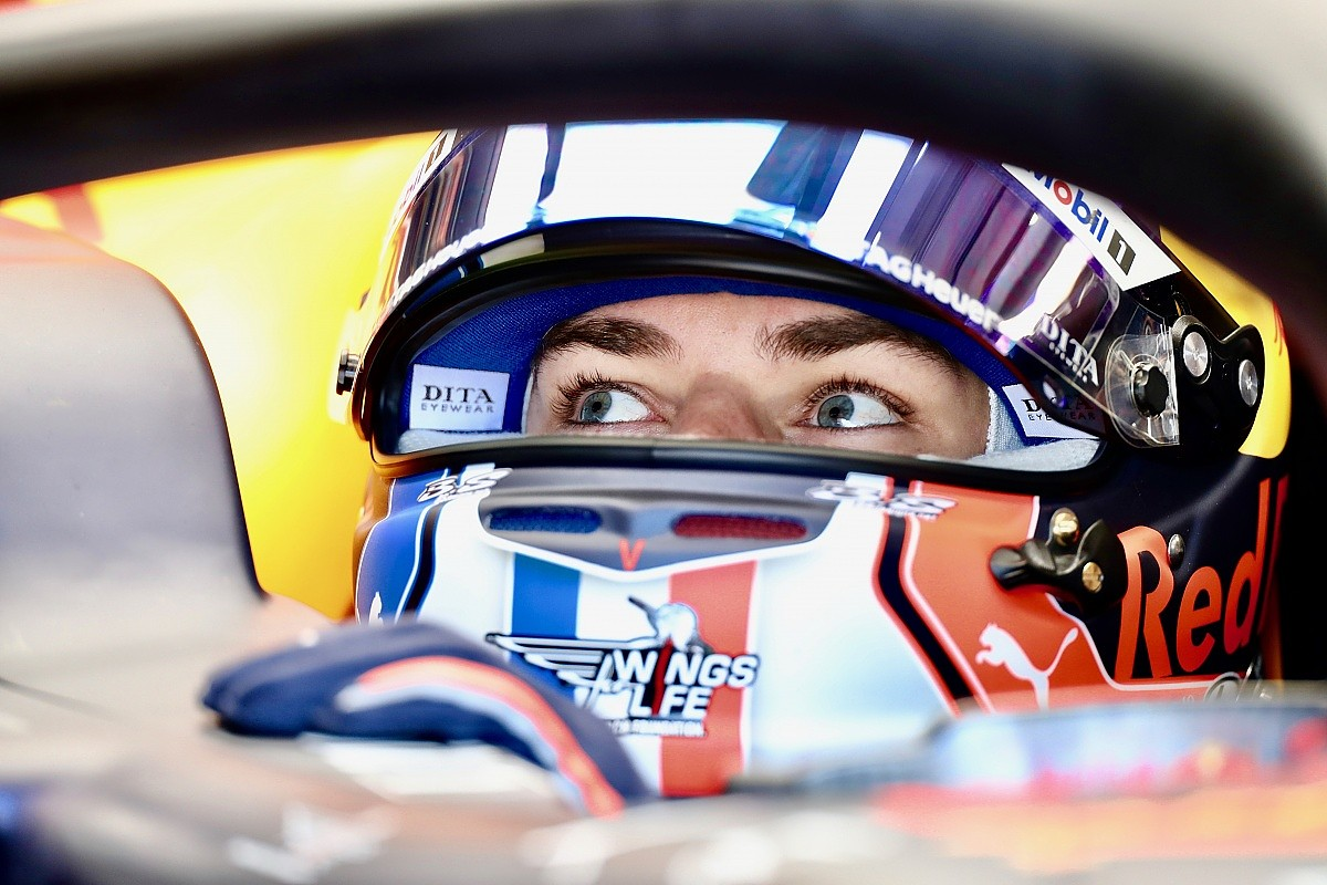 Why Gasly still has it in him to save his Red Bull drive - F1 - Autosport Plus