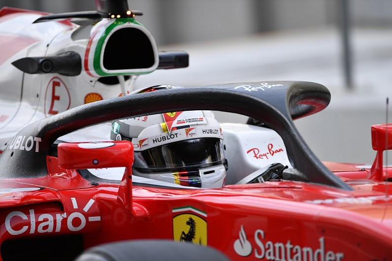 How The Halo Will Change Formula 1 In 2018 F1 Autosport