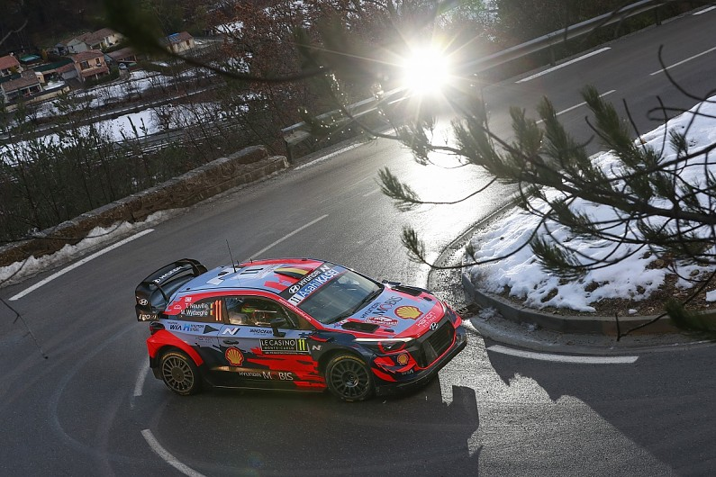 Hyundai: Nothing but Arctic Rally Finland WRC win will do - Motor Informed