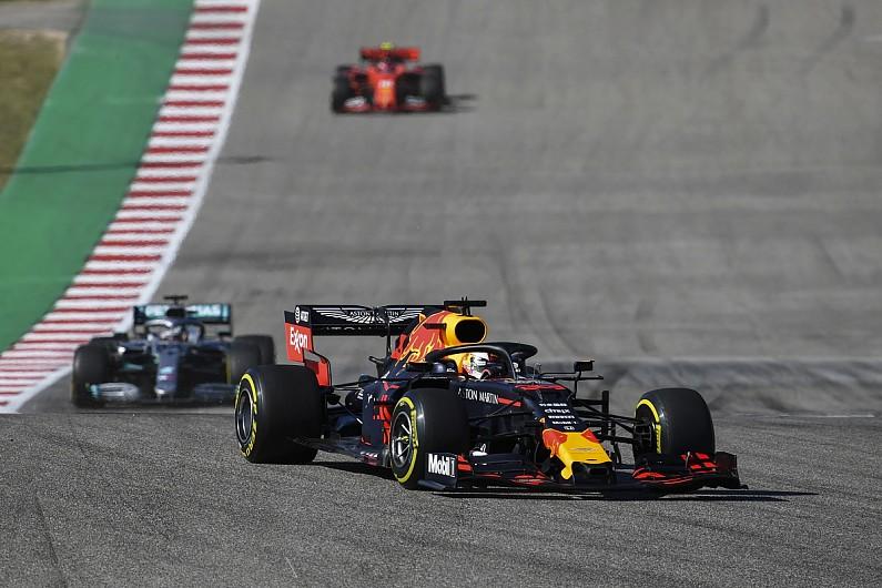 Honda: Ferrari's F1 top speed reduction clear in United States GP