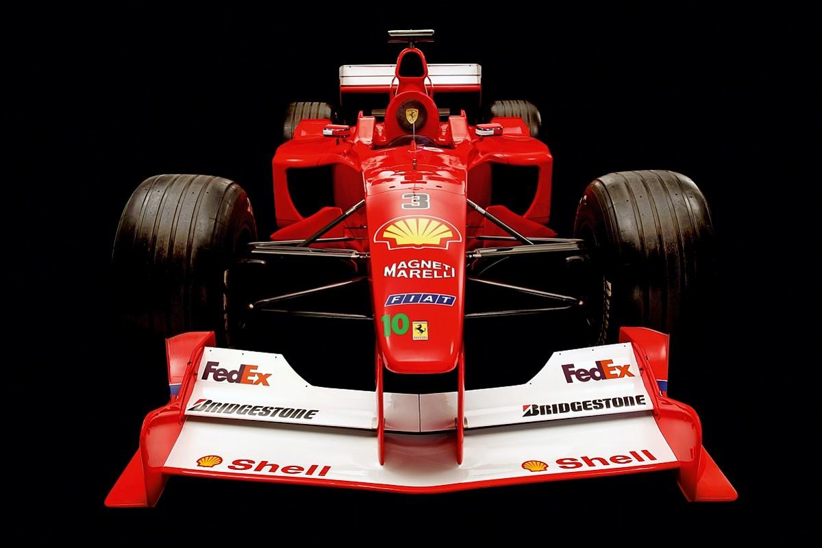 The car that restored Ferrari's F1 respectability - F1 - Autosport Plus