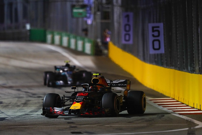 The Formula 1 question marks over Hamilton vs Verstappen in Singapore