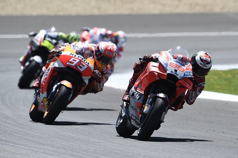 [MotoGP] 本田宣布下赛季车手阵容为马奎斯搭档洛伦佐