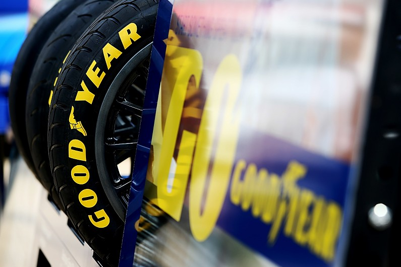 Goodyear control tyre for LMP2 in WEC for 2020/21