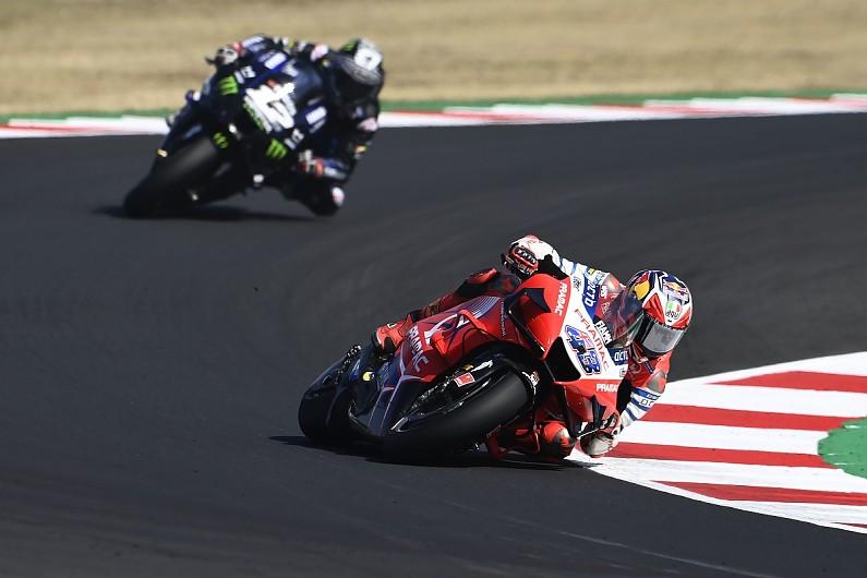 "Graining forced Miller to focus on ""survival"" in MotoGP San Marino GP - Motor Informed"