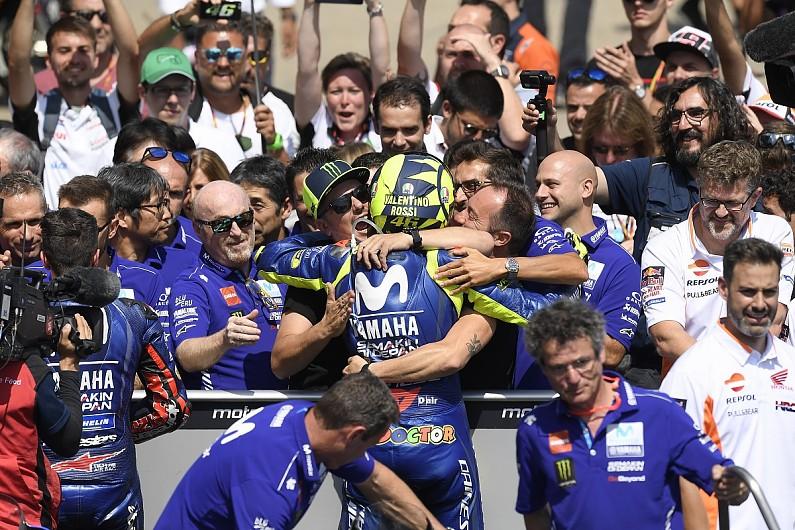 quality design 1dd79 d526a Valentino Rossi My demands making Yamaha MotoGP staff run away - MotoGP  - Autosport