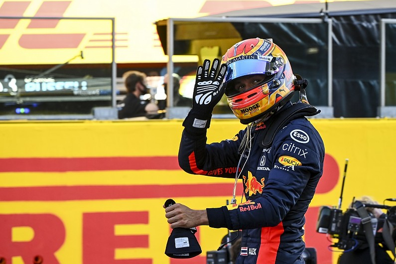 Albon avoids media speculation over his F1 future with Red Bull