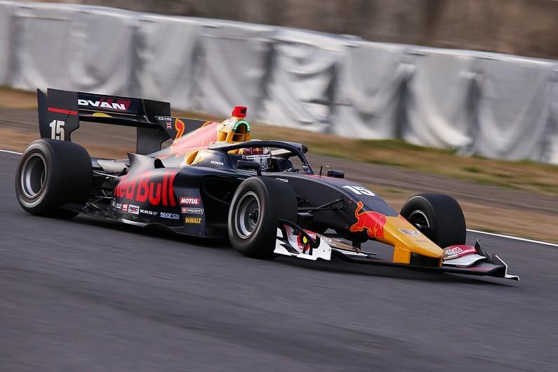 Super Formula Suzuka: Ticktum P8 as Cassidy wins from 12th on grid