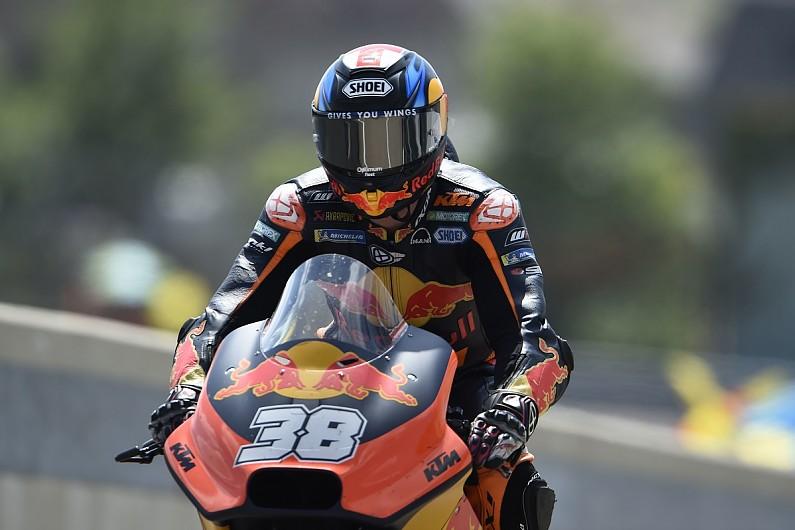 Bradley Smith Writes Off Hopes Of Landing  Motogp Race Seat Motogp Autosport