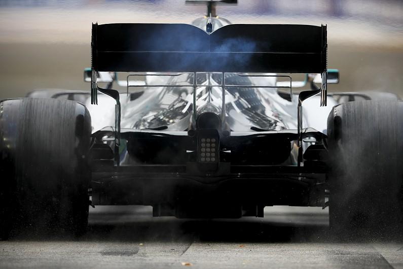 Hamilton's Mercedes F1 team referred to stewards over fuel breach