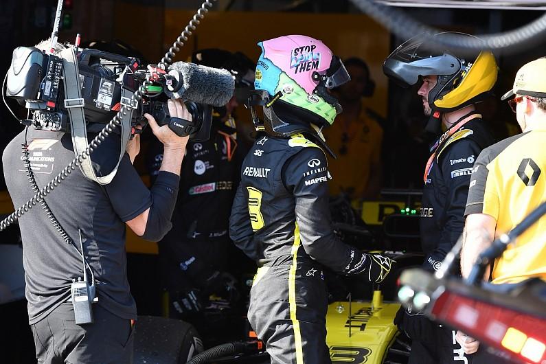 Daniel Ricciardo 'drained' by home grand prix workload in Melbourne