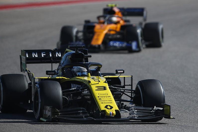 Renault can't explain qualifying deficit to F1 customer McLaren - F1